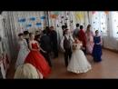 17.02.2017 Полонез. Танец 9-а и 8 классов