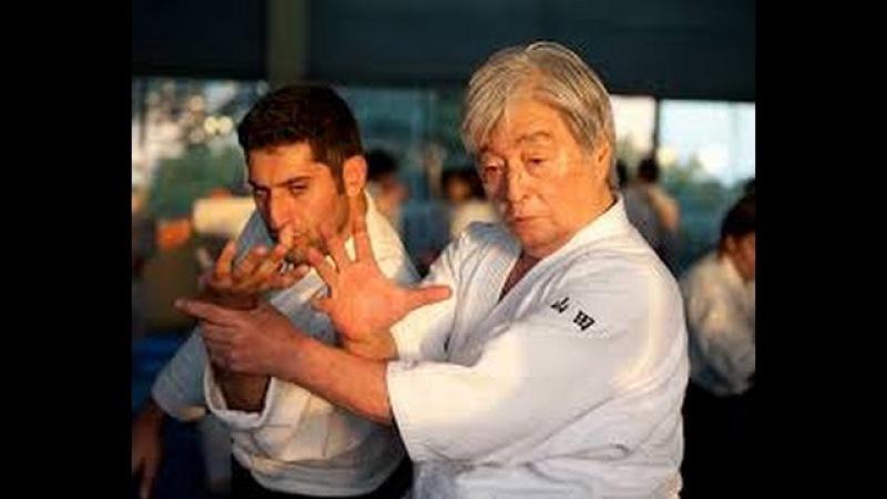 Yoshimitsu Yamada Aikido Aikikai Йошимитсу Ямада Айкидо Айкикай Урок 1 из 4