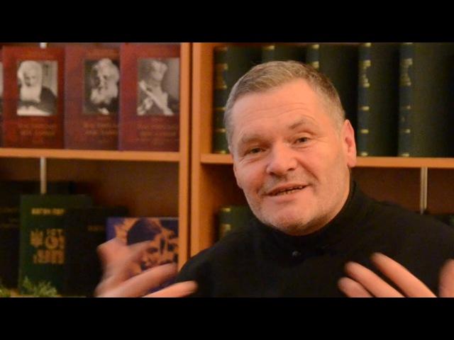 Слово пароха о. Ореста Фредини з нагоди свята Богоявлення Господнього