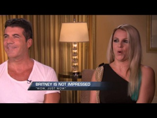➤ Britney Spears Disses Me