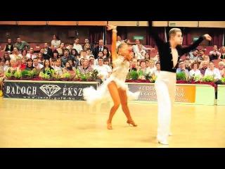 2011 IDSF World Cup Ten Dance: CAN Latin