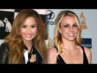 "Demi Lovato and Britney Spears Join ""X Factor"""