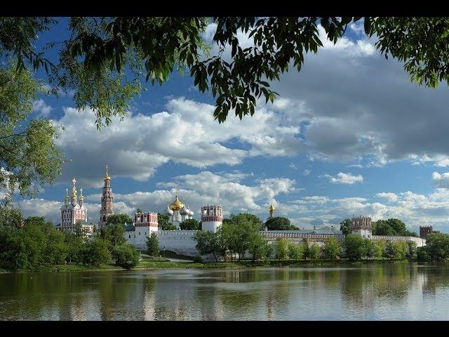Вера Надежда Любовь Московский Новодевичий монастырь 2013