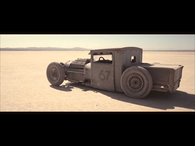 The Art of Hot Rodding Mike Burroughs' BMW Powered 1928 Ford Model A