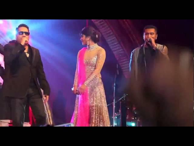 Mast Kalander Mika Singh ft Honey Singh Priyanka Chopra LIVE