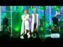 BIGBANG(GDT.O.P) - '쩔어(ZUTTER)' 0823 SBS Inkigayo : 'LET'S NOT FALL IN LOVE' NO.1 OF THE WEEK