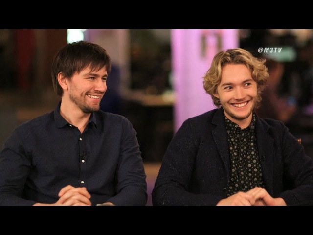 M3: Extended Interview with Reign Stars Toby Regbo Torrance Coombs