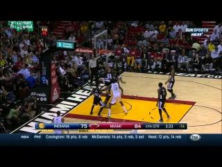 [HD] Indiana Pacers vs Miami Heat | Highlights | January 23, 2015 | NBA Season 2014/15