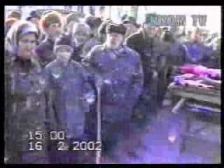 Убийство мирных жителей российскими оккупантами.