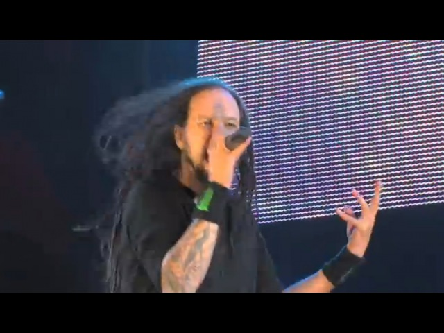 Korn Live - Shoots and Ladders One Got the Life @ Sziget 2012
