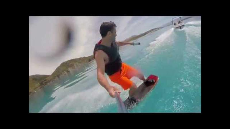 Lake Tekapo Wakeboarding 2.0