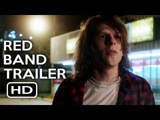 American Ultra Red Band Trailer (2015) Jesse Eisenberg, Kristen Stewart Comedy Movie HD