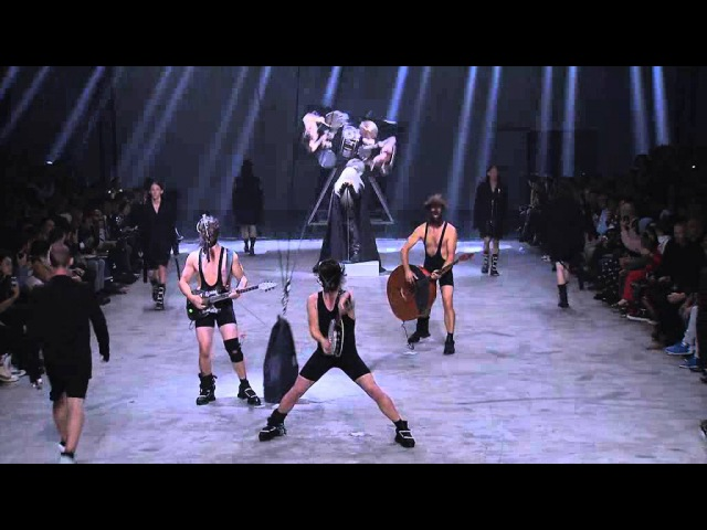 Rick Owens | Spring Summer 2014 | Full Fashion Show | Exclusive