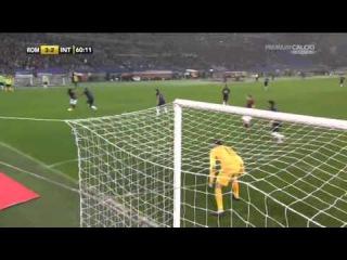 Roma-Inter 4-2 commento Carlo Zampa