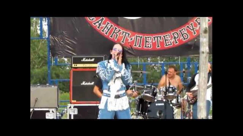 Michael Nahimovich VIA ПЕNЬКИ Highway star Deep Purple cover live '2011