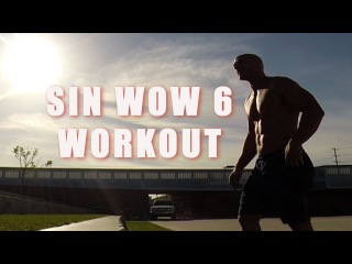Johnny Sins, Workout, Feel the Burn Sin Wow 6, The SinFit