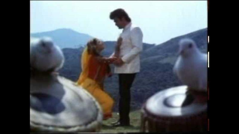 Kumar Sanu Anuradha Podwal Milli Tere Pyar Ki Chaon Re Kasak 1992