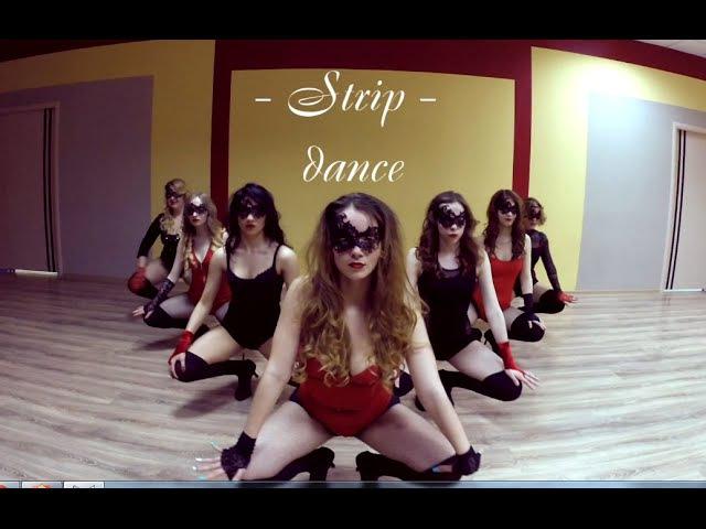 Strip Dance Sail AWOLNATION by Dance Center