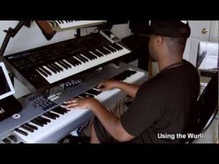 Mike Kalombo - Neo Soul Keys 3x