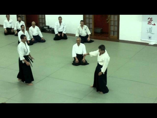 Seki Shihan Katate tori dai Itkyo Brasil 2011