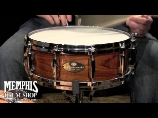 Pearl 14 x 5 Masterworks Artisan Series Snare Drum - Rosewood