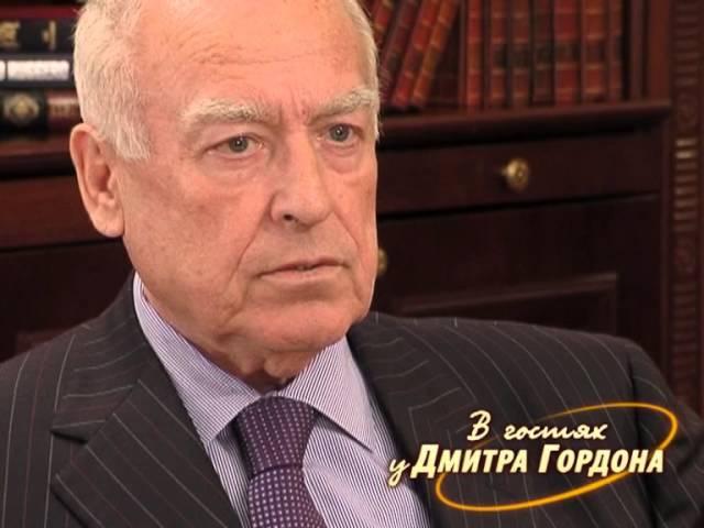 Виктор Черномырдин В гостях у Дмитрия Гордона 2 3 2010