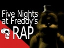 Five Nights at Freddy's Rap by JT Music - Five Long Nights