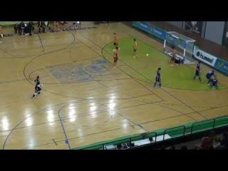 Inter Movistar 5-0 Burela Pescados Rubén