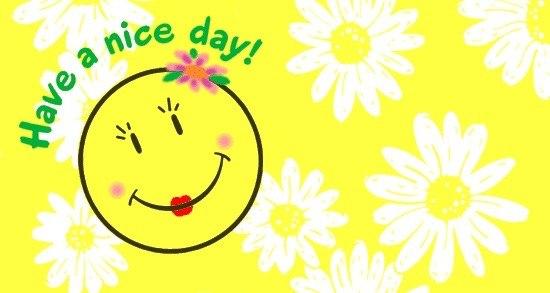Картинки с пожеланиями хорошего дня на английском языке