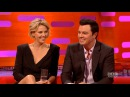 SETH MACFARLANE Does FAMILY GUY KERMIT The Frog Voices - The Graham Norton Show on BBC AMERICA