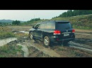 АВТОБАТТЛ Toyota Land Cruiser 200 vs LEXUS GX470