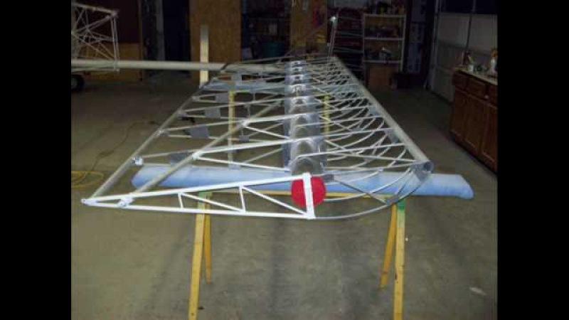 KOLB AIRCRAFT, FIRE STAR II, BUILT BY BRYAN MELBORN