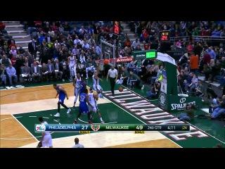 Top 10 Plays of the Night | February 25, 2015 | NBA Season 2014/15