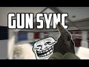 CSGO EPIC GUN SYNC Rainbow Trololol