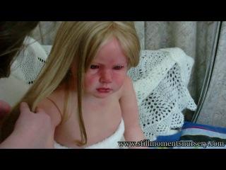 Reborn Girl Child Olivia Jade by Nikki Holland