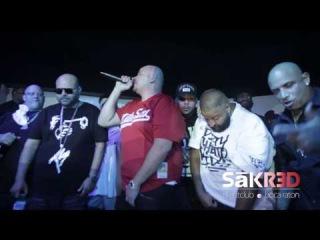 Fat Joe, Scott Storch, Dj Khaled, Pistol Pete at Sakred Night Club (2015)