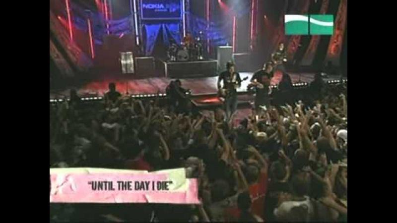 Story Of The Year MTV2 Hard Rock Live