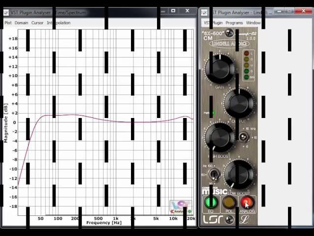 Lindell Audio 6X-500 (CM Edition)