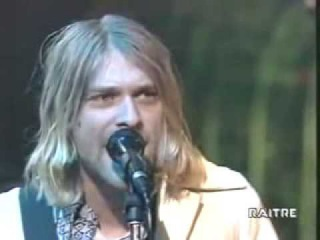 Nirvana - Last Time On A TV Show