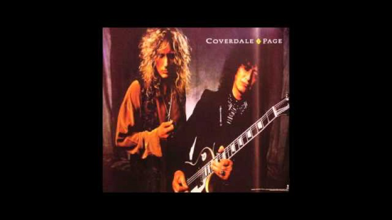 Coverdale Page Don't Leave Me This Way Video Lyrics