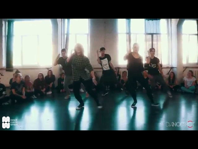DCUP Don't Be Shy feat Mereki choreography by Sasha Putilov Dance Centre Myway