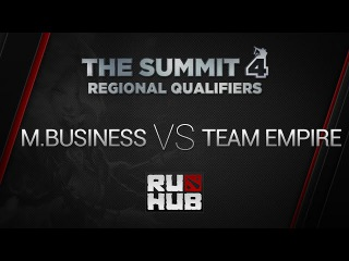 Monkey business    Team Empire  game 2, The Summit 4 Europe By GodHunt & Smile