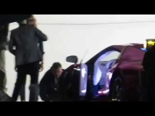 Suicide Squad Filming THE JOKER (Jared Leto, Margot Robbie)