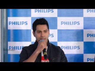 PHILIPS INDIA ANNOUNCES VARUN DHAWAN NEW BRAND AMBASSADOR