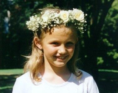ханна в детстве фото