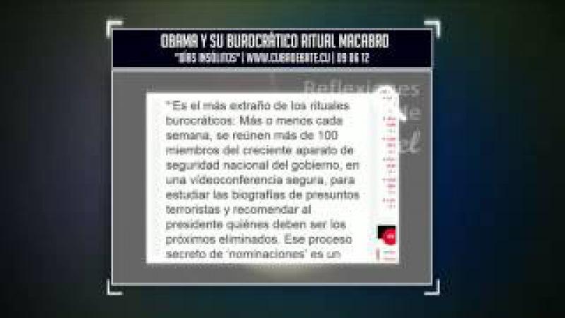 "Vídeo A un Click"" Ataques imperiales a disposición 14 08 2015"