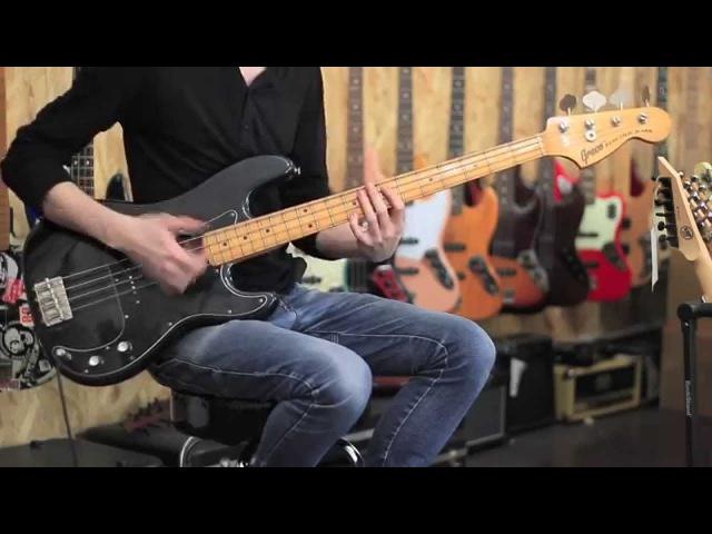 Greco PB Precison Japan Killer Bass