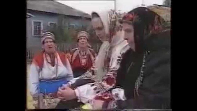 Традиционная свадьба - к_традиции - с. Россошки Воронежской области