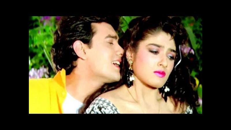 ХОЧУ ЖЕНИТЬСЯ НА ДОЧЕРИ МИЛЛИОНЕРА 1994 Dil Karta Hai Aamir Khan Raveena Tandon Andaz Apna Apna Song