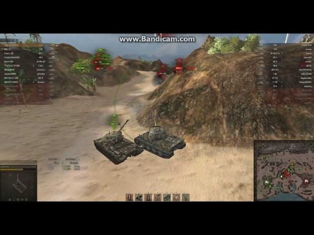 Непонятный глюк с подсовыванием ствола и выстрелом в World of Tanks (WOT)